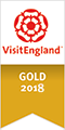 Visit England Accolade - Gold 2018